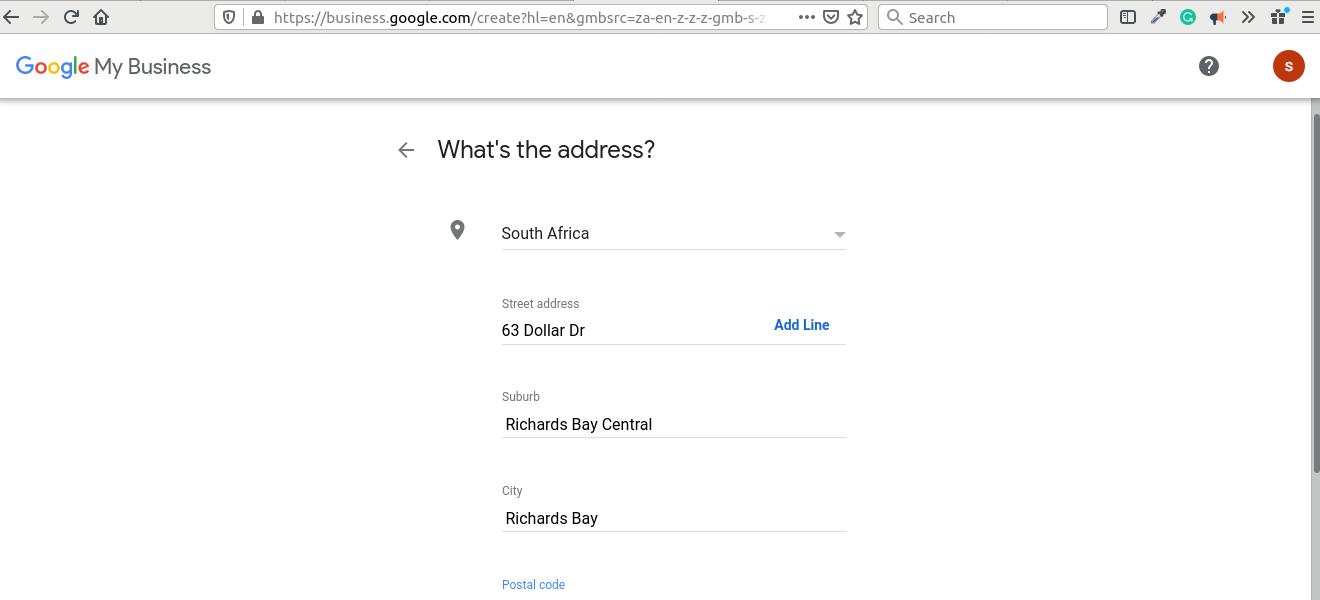image of google map steps